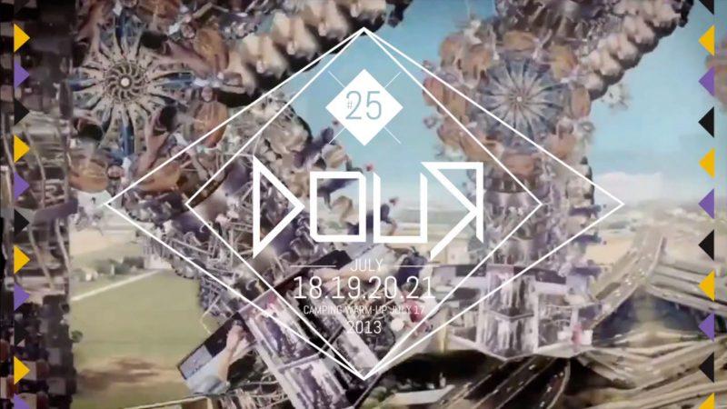L'équipe P&M au Dour Festival cette semaine !