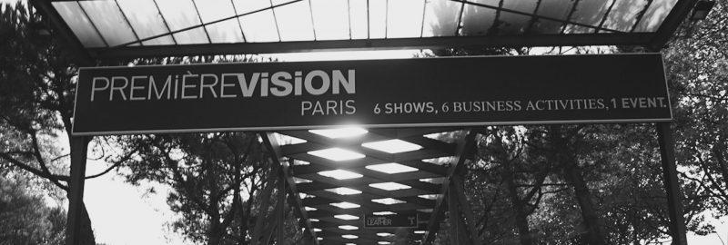 [ FLASHBACK ] PREMIERE VISION PARIS